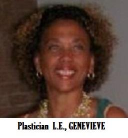VISUAL ARTS-Plastician L.E., GENEVIEVE