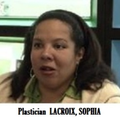 VISUAL ARTS-Plastician LACROIX, SOPHIA