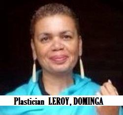 VISUAL ARTS-Plastician LEROY, DOMINGA