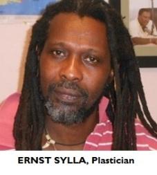 VISUAL ARTS-Plastician SYLLA, ERNST