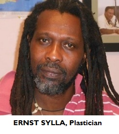 VISUAL ARTS-Plastician SYLLA, ERNST