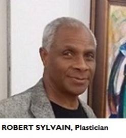VISUAL ARTS-Plastician Sylvain, Robert