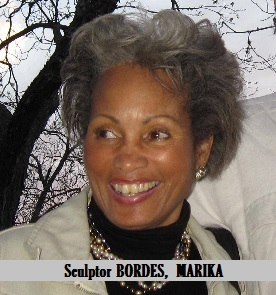 VISUAL ARTS-Sculptor BORDES, MARIKA