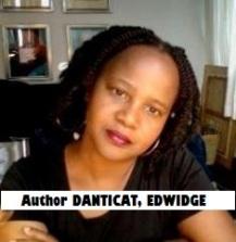 WRI-Author DANTICAT, EDWIDGE