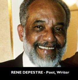WRI-Author DEPESTRE, RENE