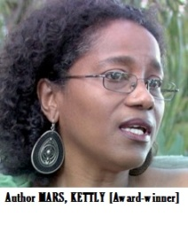 WRI-Author MARS, KETTLY [Award-winner]
