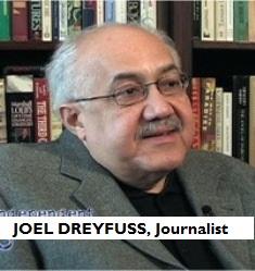 WRI-Journalist DREYFUSS, JOEL