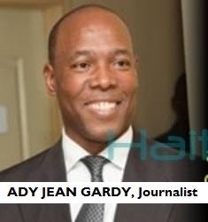 WRI-Journalist GARDY, ADY JEAN