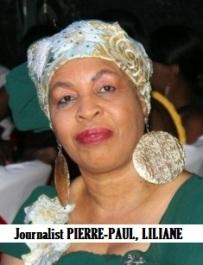 WRI-Journalist PIERRE-PAUL, LILIANE