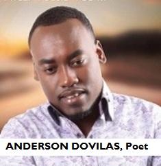 WRI-Poet DOVILAS, ANDERSON [Award-winner]