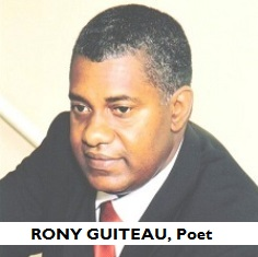 WRI-Poet Guiteau, Rony