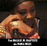WRI-Poet WANGA NEGES