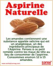 Aspirine naturelle