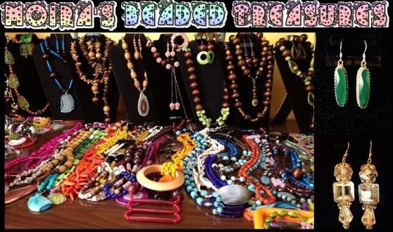 Moira's beaded treasures