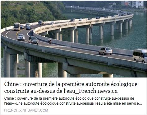 La route, qui fait 10,9 kilomètres de long, dont 4,4 kilomètres a nécessité un budget de 70 millions de dollars.