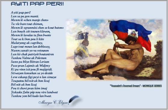Ayiti pap peri