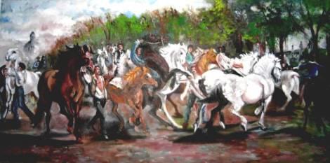 """""""The Horse's Fair"""""""