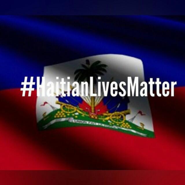 HaitianLivesMatter