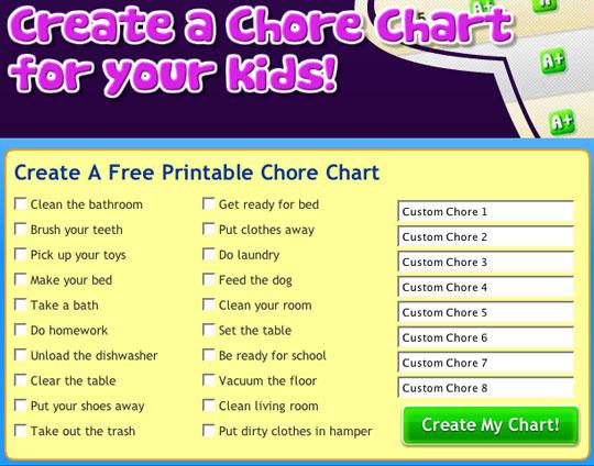 chore-chart