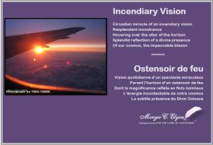 Incendiary Vision - Ostensoir de feu