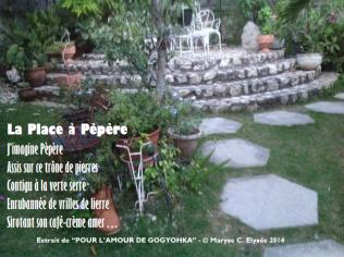 La Place à Pèpère