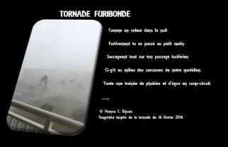TORNADE FURIBONDE