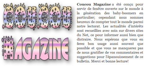 About COUCOU MAGAZINE
