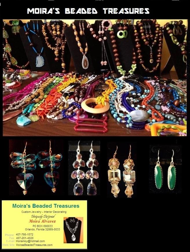 Moira's beaded treasures 0