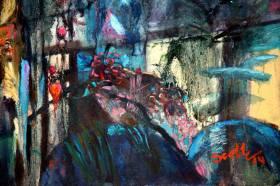 RachelleScott - Expo Extrait Through the light