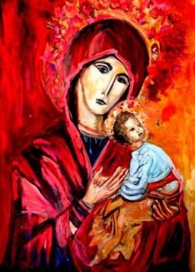 RachelleScott_C Notre Dame du Perpétuel Secours