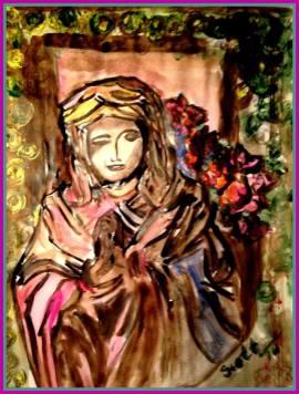 RachelleScott_C Sainte Rose de Lima