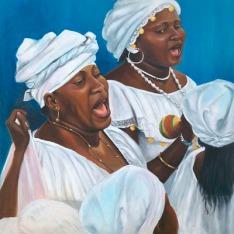 Carl Craig Women Singing, 8/25/09, 2:18 PM, 16C, 7500x7882 (0+1020), 125%, Repro 2.2 v2, 1/8 s, R96.7, G72.8, B92.4