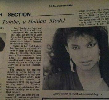 fashion icon, world-famous model 1