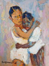 ERIC_GIRAULT-Consoling One Another