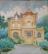 ERIC_GIRAULT-Gingerbread house