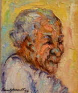 ERIC_GIRAULT-Old Lady