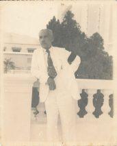 Raphaël Brouard, maire de Port-au-Prince, grand-père de Nadine