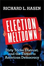 12 NOOK BOOKS_Election Meltdown - Dirty Tricks, Distrust, and the Threat to American Democracy