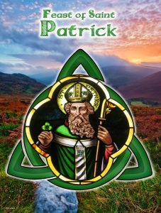 MAR 17 | FEAST OF ST. PATRICK