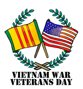 MAR 29 | VIETNAM VETERANS DAY