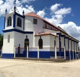 Church of Saint Anne in Limonade-a